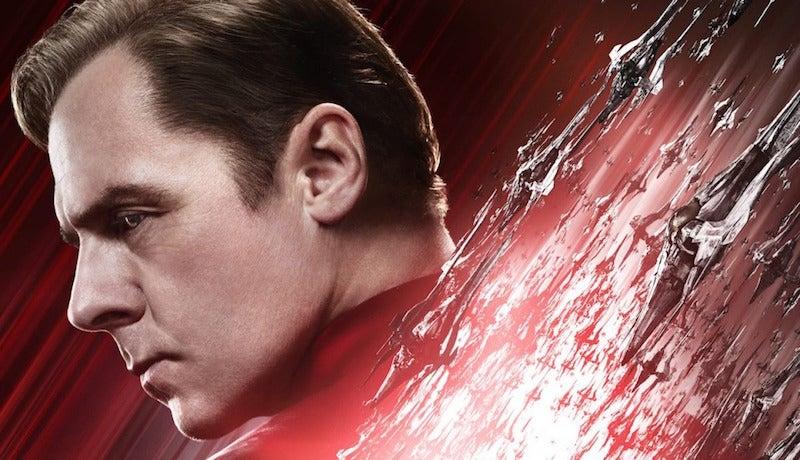 Simon Pegg Responds To George Takei On That New Development In Star Trek Beyond