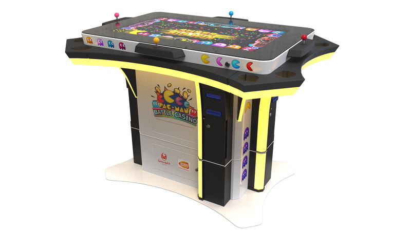 Casinos Take Pac-Man, Add Gambling