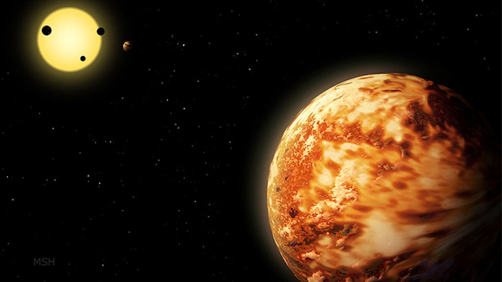 A 'Lost' Neptune-Like Planet Has Finally Been Found