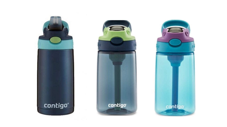 Contigo Is Recalling Millions Of Kids' Water Bottles, Again