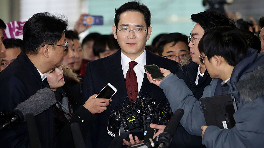 Samsung's Phones Are Sick, But The King Of Its Empire Is Screwed
