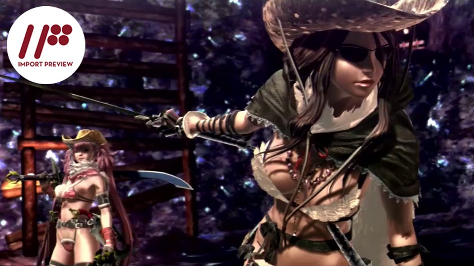 OneChanbara Z2: Chaos Brings Zombie Killing and Fanservice Galore