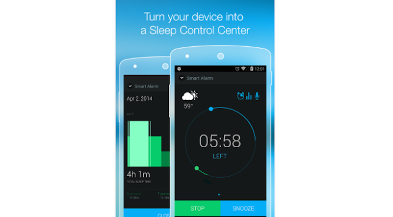 Smart Alarm Clock Wakes You Up At The Best Time So You Feel Rested And Recharged