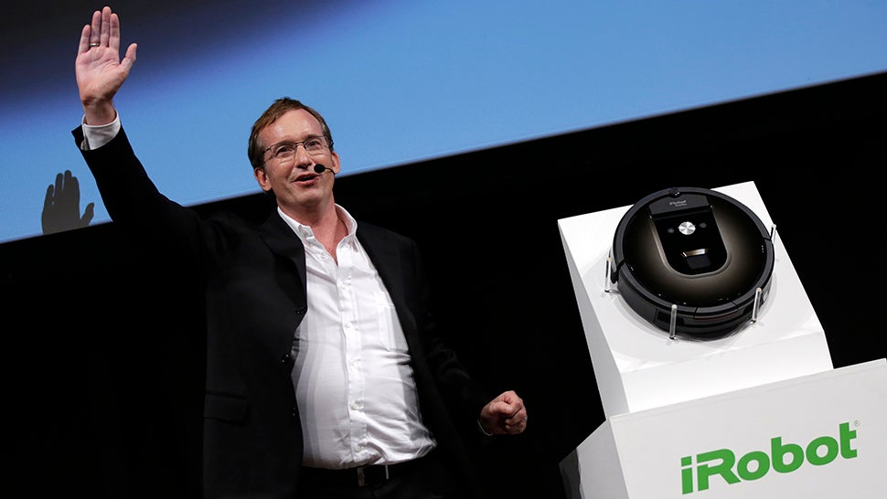 Roomba CEO Swears That He Will Never Sell Maps Of Users' Homes