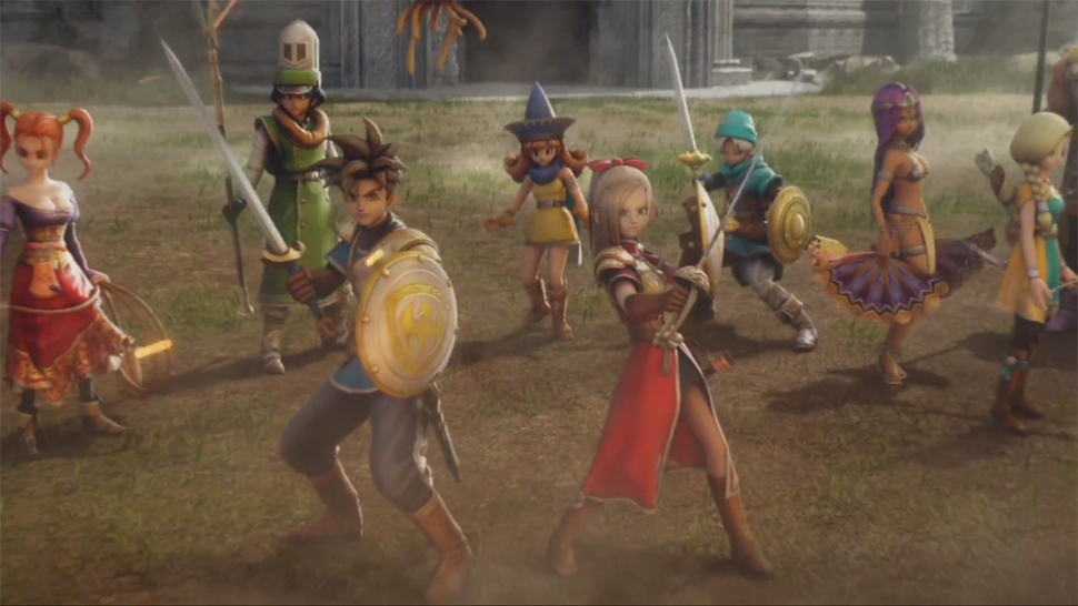 Dragon Quest Heroes May Be My Favourite Warriors-Style Game Ever