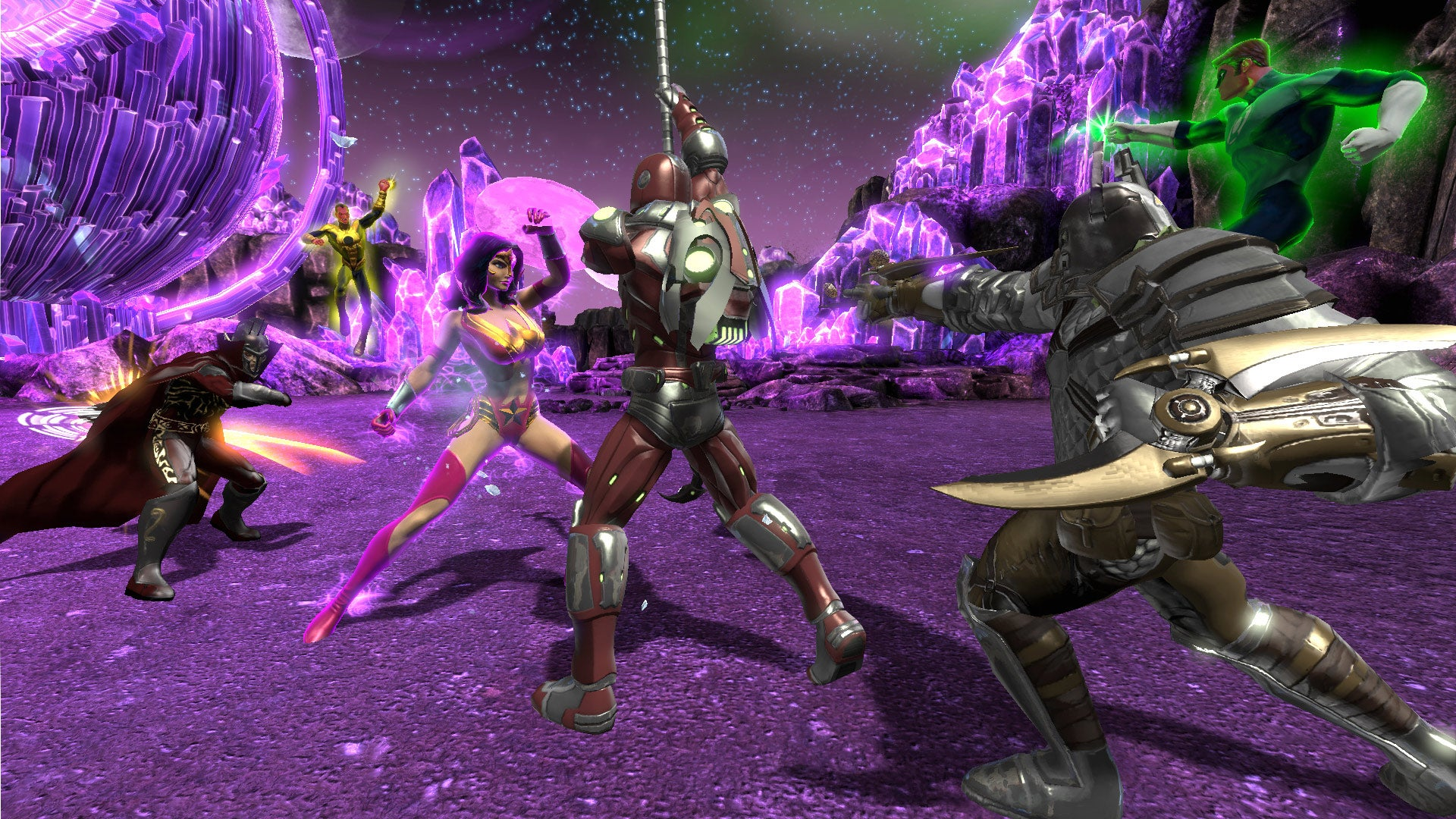 DC Universe Online Celebrates Five Years With An Xbox One Version