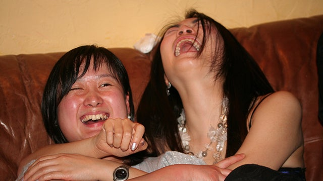 Laughter Can Help Reduce Age-Related Memory Loss