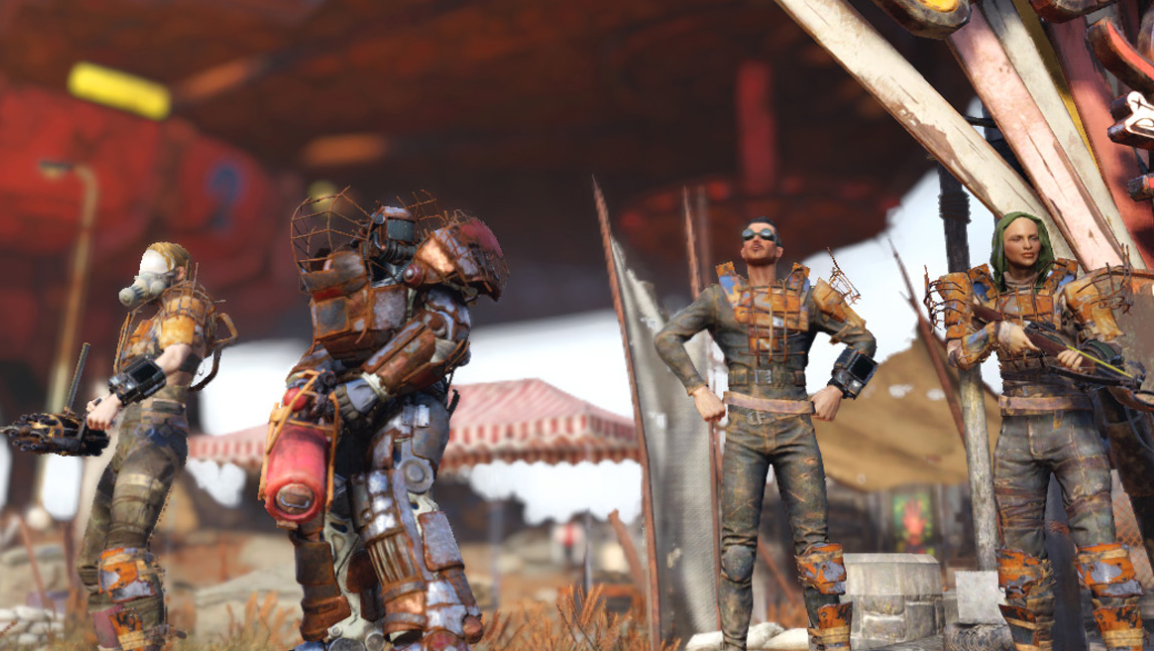 Bethesda Outlines How Fallout 76's New PVP Mode Will Work
