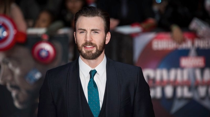 Chris Evans May Take A Captain America Break To Play A Modern-Day Dr Jekyll