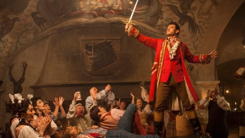 Disney, Give Me A Gaston Prequel ToBeauty And The Beast
