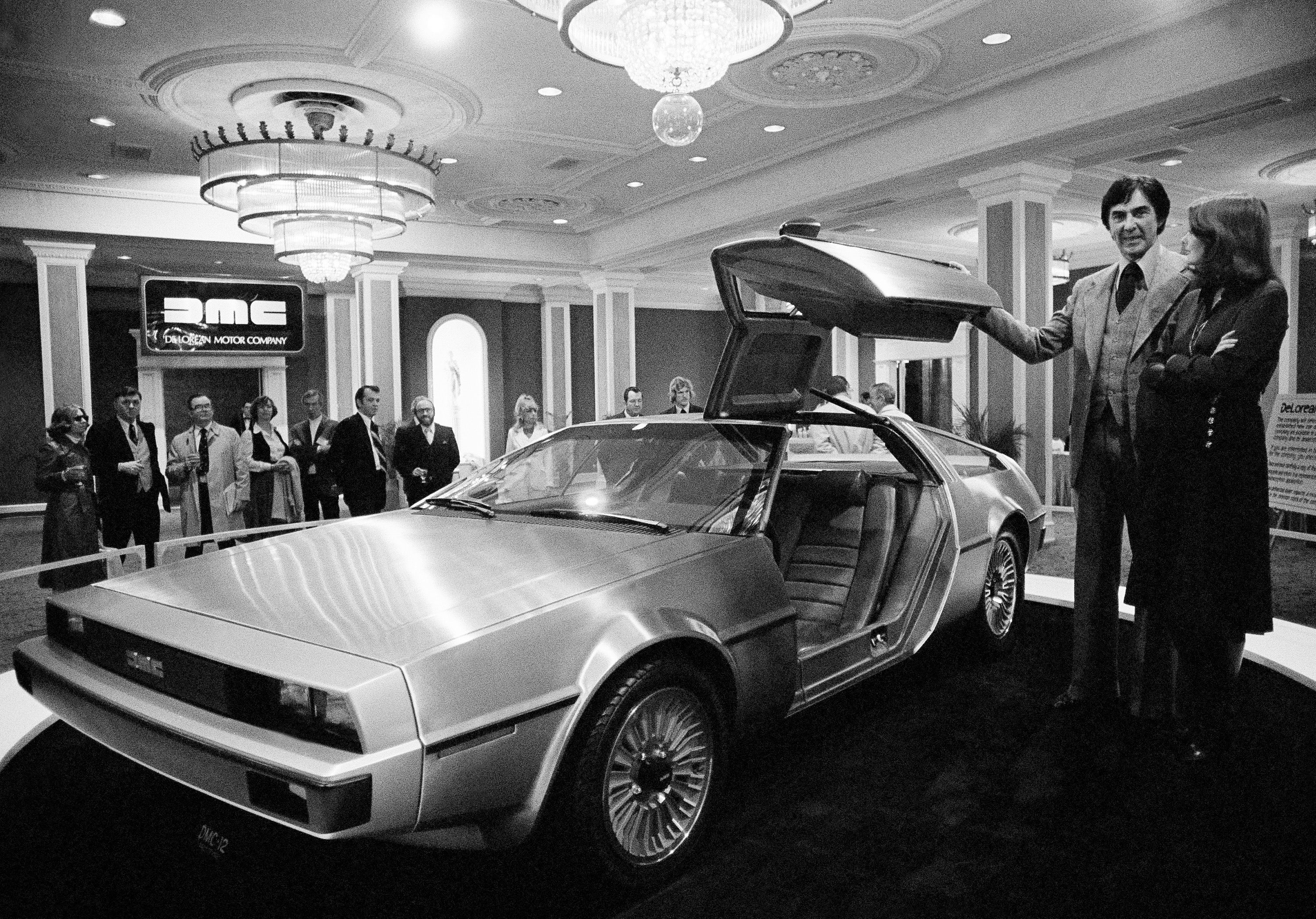 Inside The Audacious Plan To Save DeLorean In 1982
