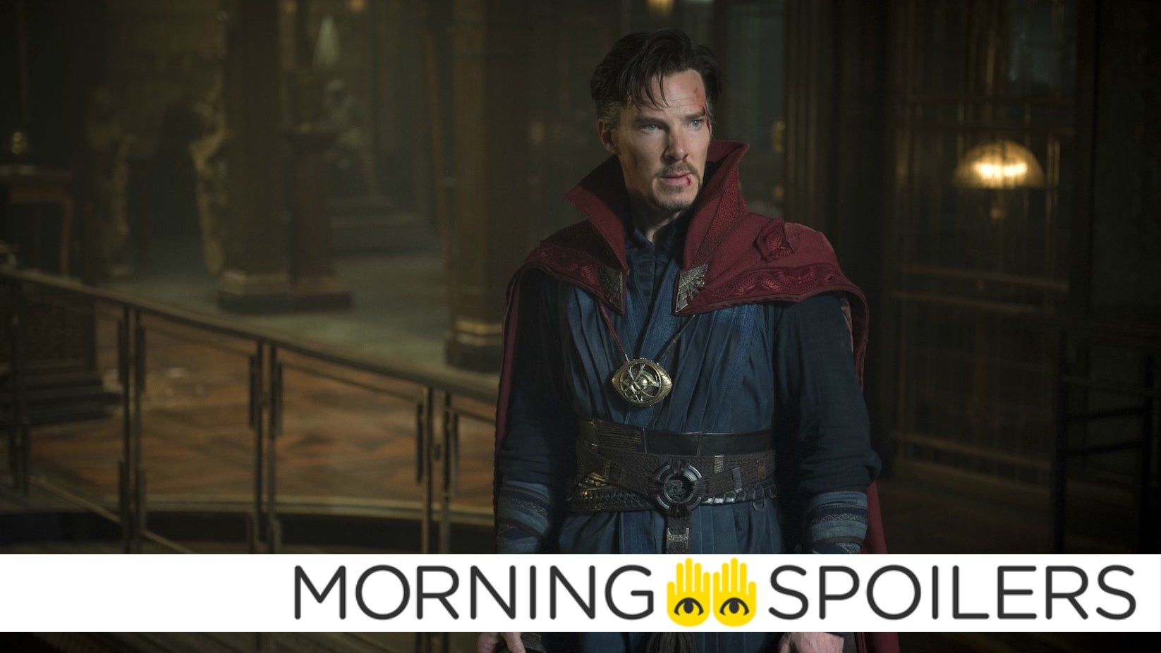 Kevin Feige Teases The 'Legitimately Scary' World Of Doctor Strange And The Multiverse Of Madness