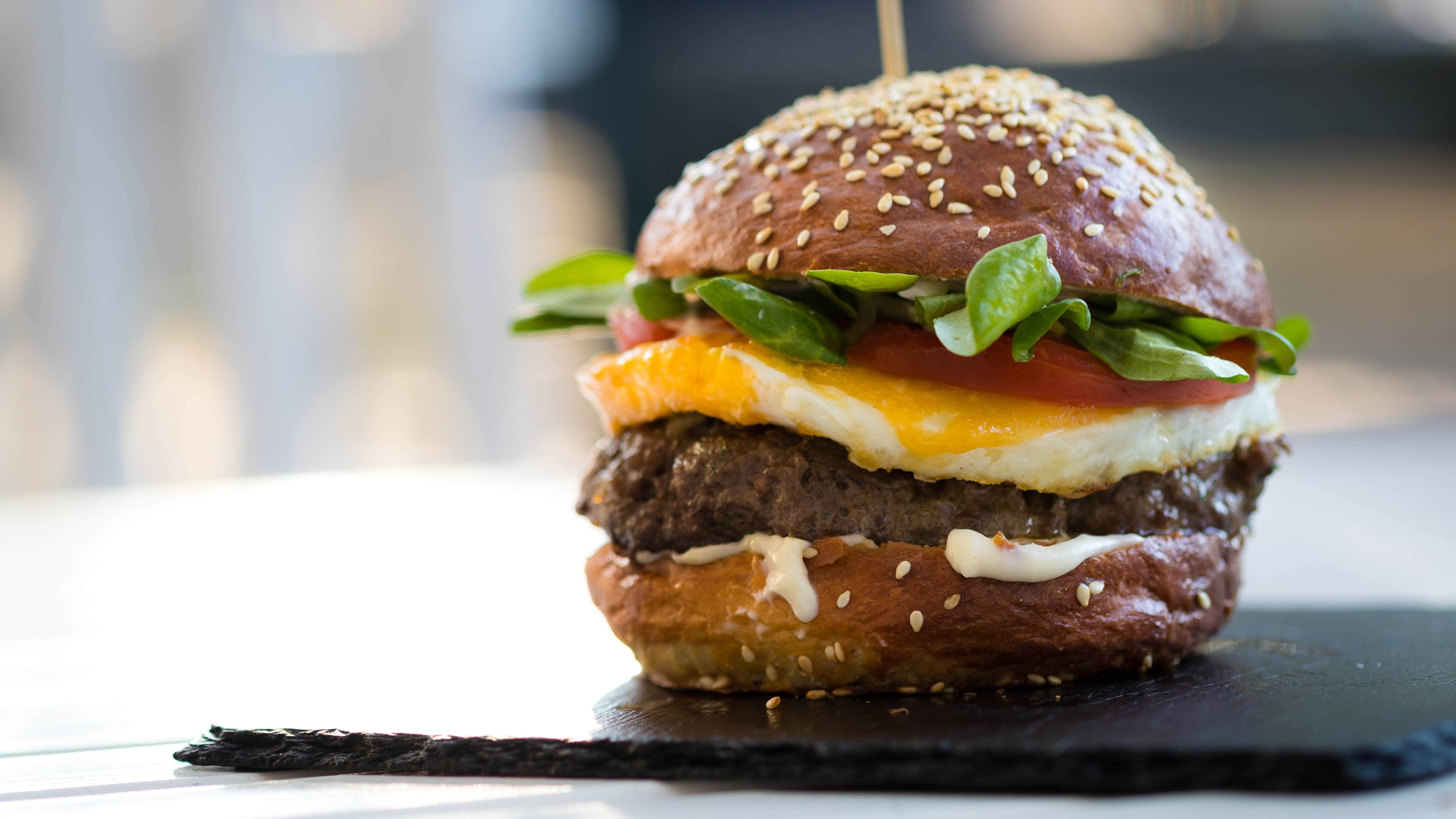 Impossible Burger Vs Real Meat: Which Is Healthier?