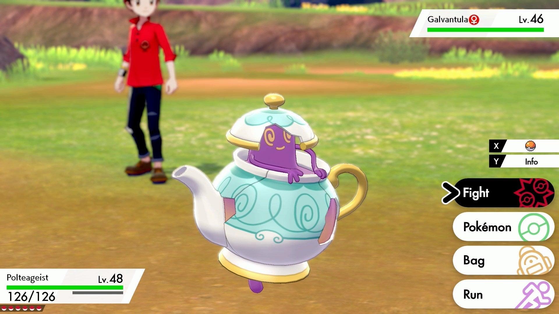 Stop Telling Me To Drink The New Tea Pokémon, Nintendo