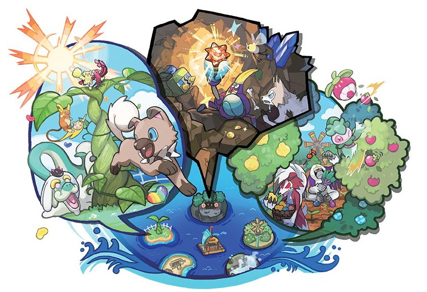 Here's What The Creators OfPokemonSun And Moon Think About Fan Games