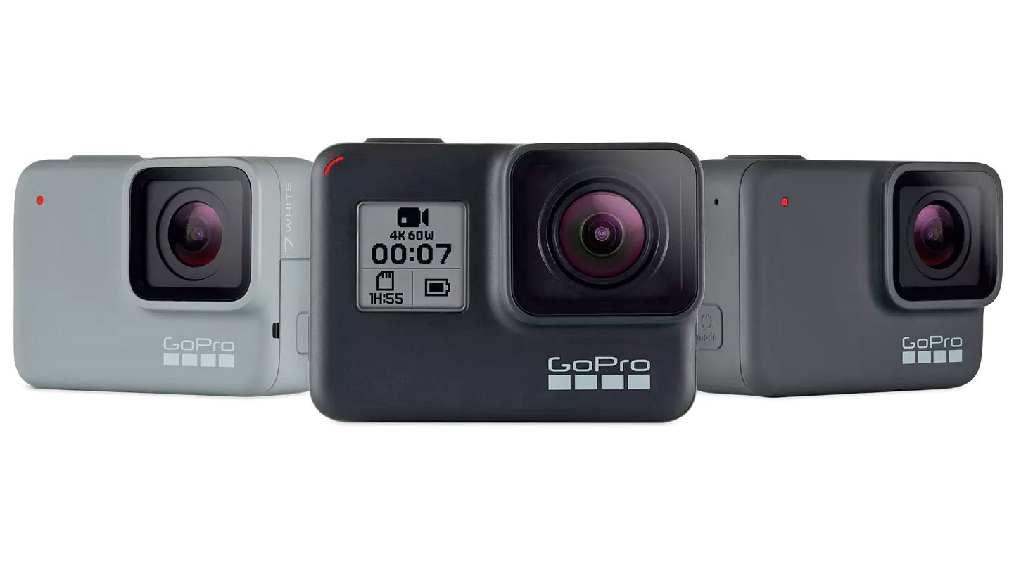 The New GoPro Hero 7 Black Promises Smoother Footage, But That's About It