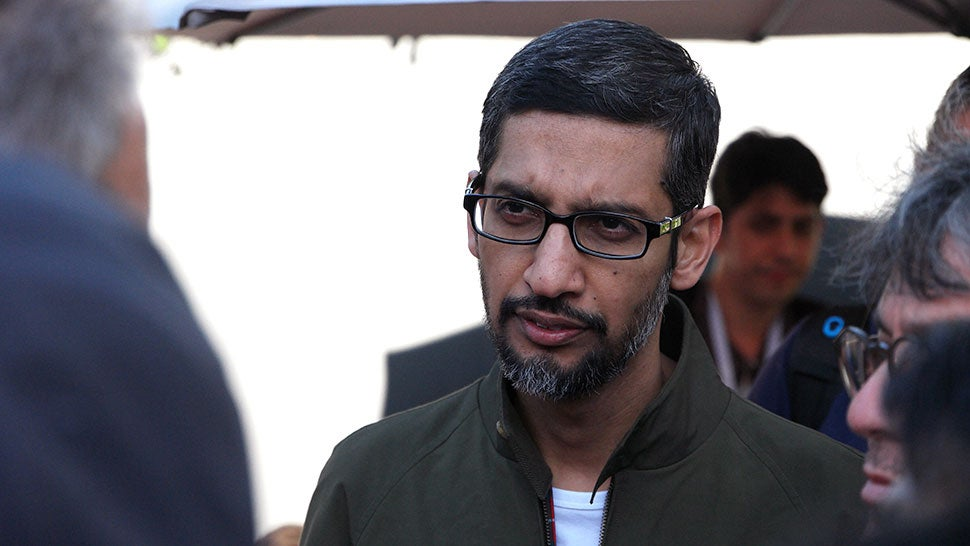 Here's Why Google Just Got Hit With A Record $6.83 Billion Fine