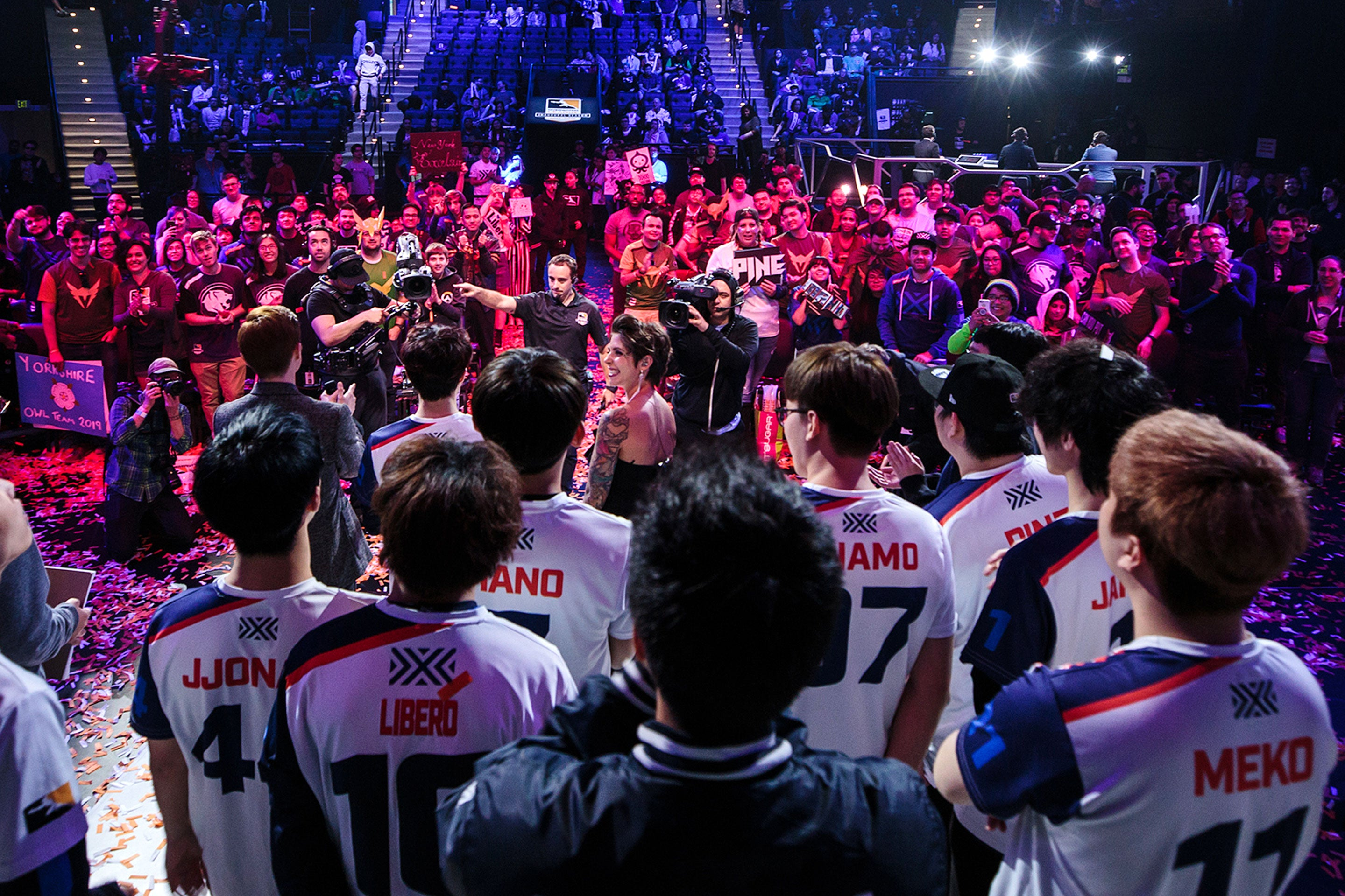 Overwatch League Season Two Will Have Some Road Games