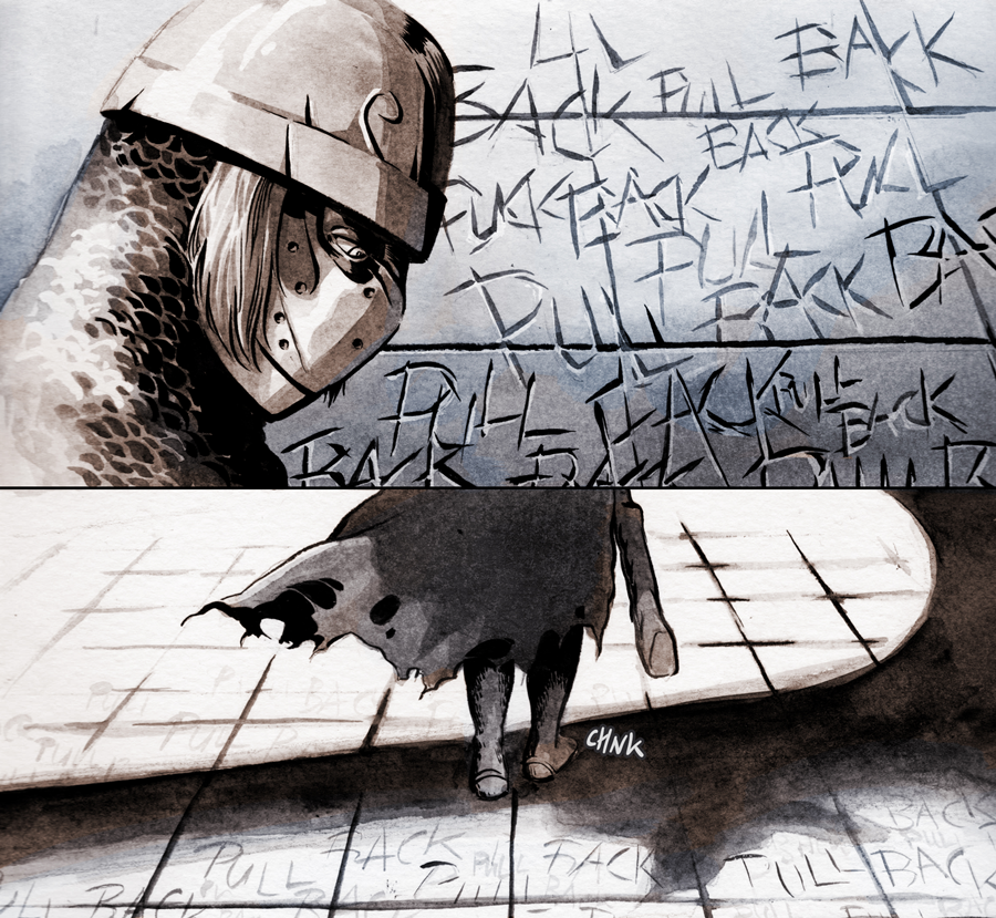 Fan's Animated Bloodborne Comic Is Perfect