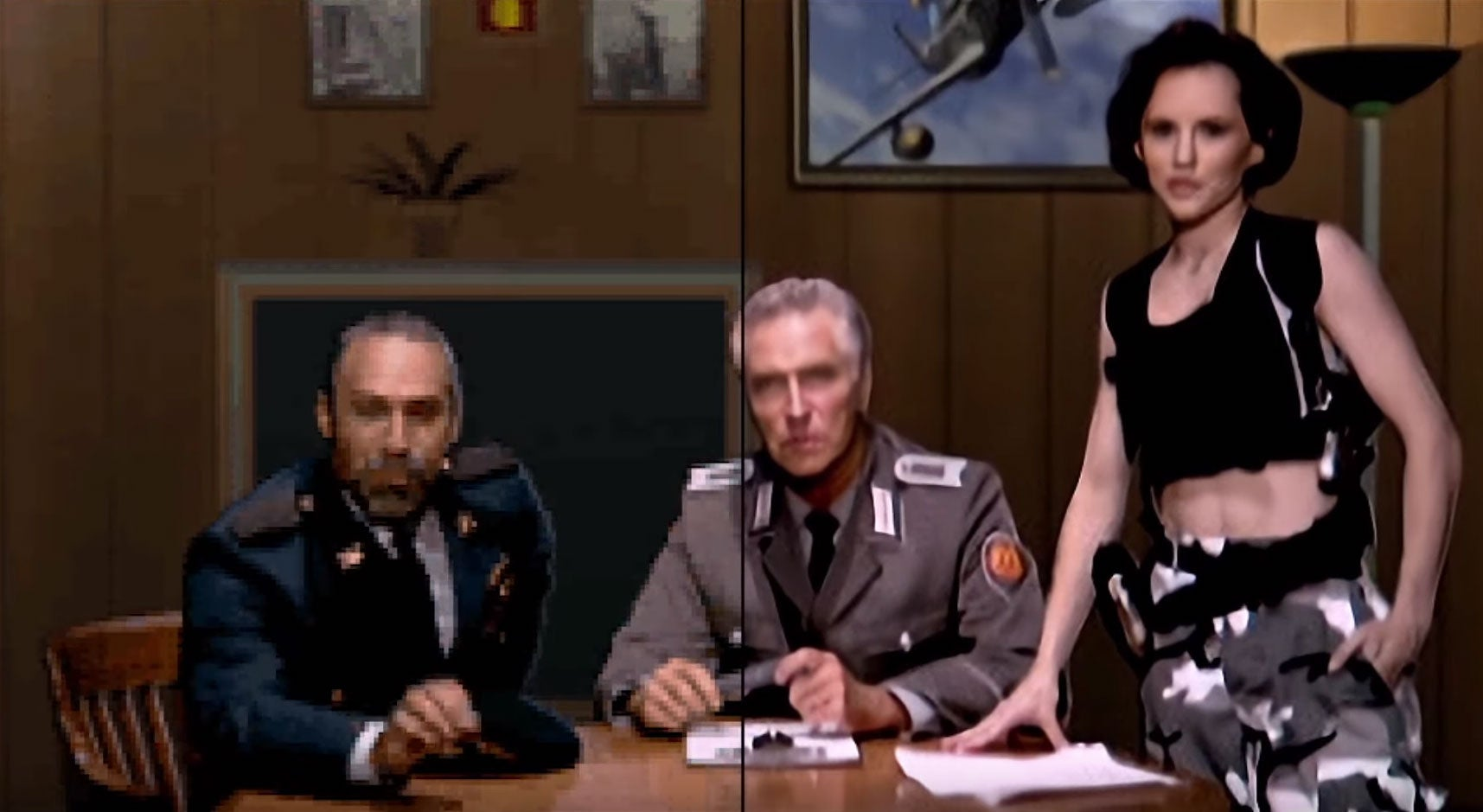 EA Went Digging Through Old 90s Tapes Trying To Remaster Command & Conquer's Cutscenes
