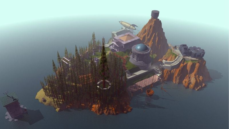 Disney Almost Built A Park Based On The Myst Computer Game