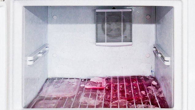Winter Is the Best Time to Clean Out Your Fridge and Freezer