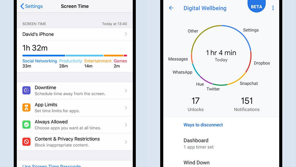 Use The New Tools In iOS 12 And Android 9 Pie To Fight Your Phone Addiction