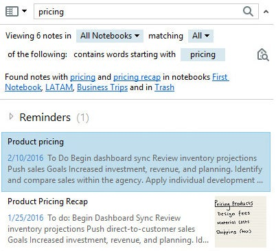 Evernote for Windows Gets Better Search, Colour Coded Notebooks and Tags, and More