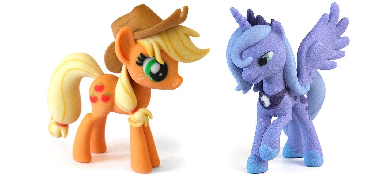 Hasbro Won't Mind If You Design (And Sell) Your Own 3D-Printed Toys
