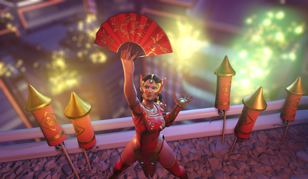 Here's What Symmetra's Rework Looks Like Right Now In Overwatch