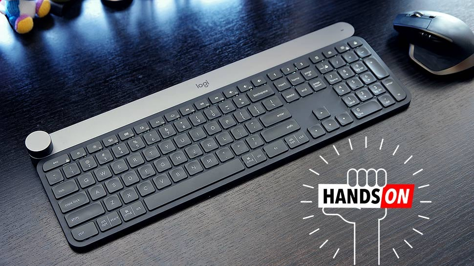 Logitech Has A Keyboard Worthy Of Its Best Mouse
