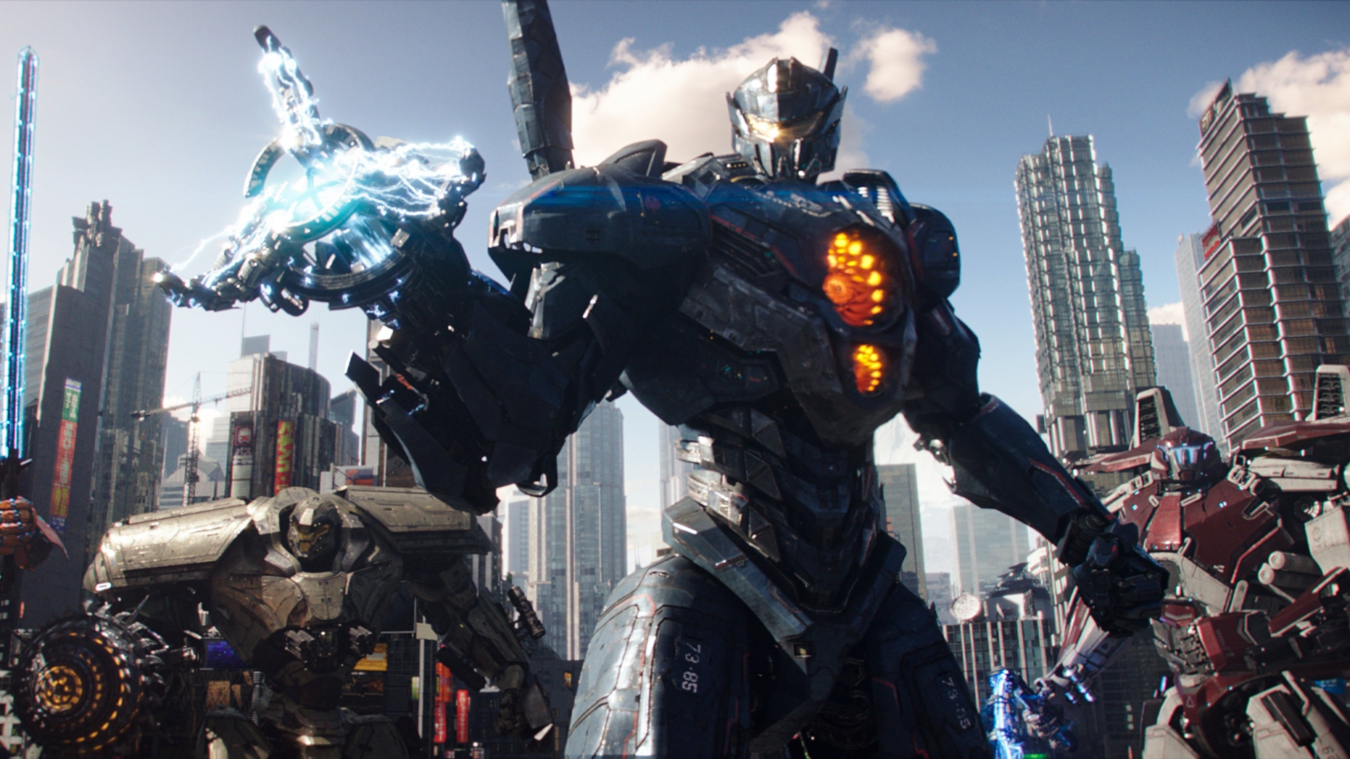 All The Pacific Rim Uprising Info Revealed At Its New York Comic Con Panel