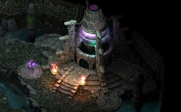 New Pillars of Eternity Patch Fixes Game-Breaking Bugs
