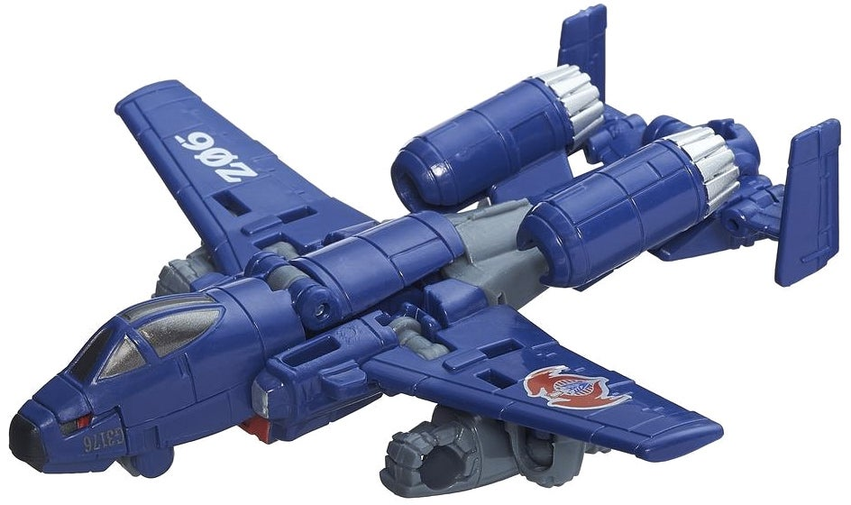 G.I. Joe Finally Meets Transformers With This Cobra Rattler Decepticon