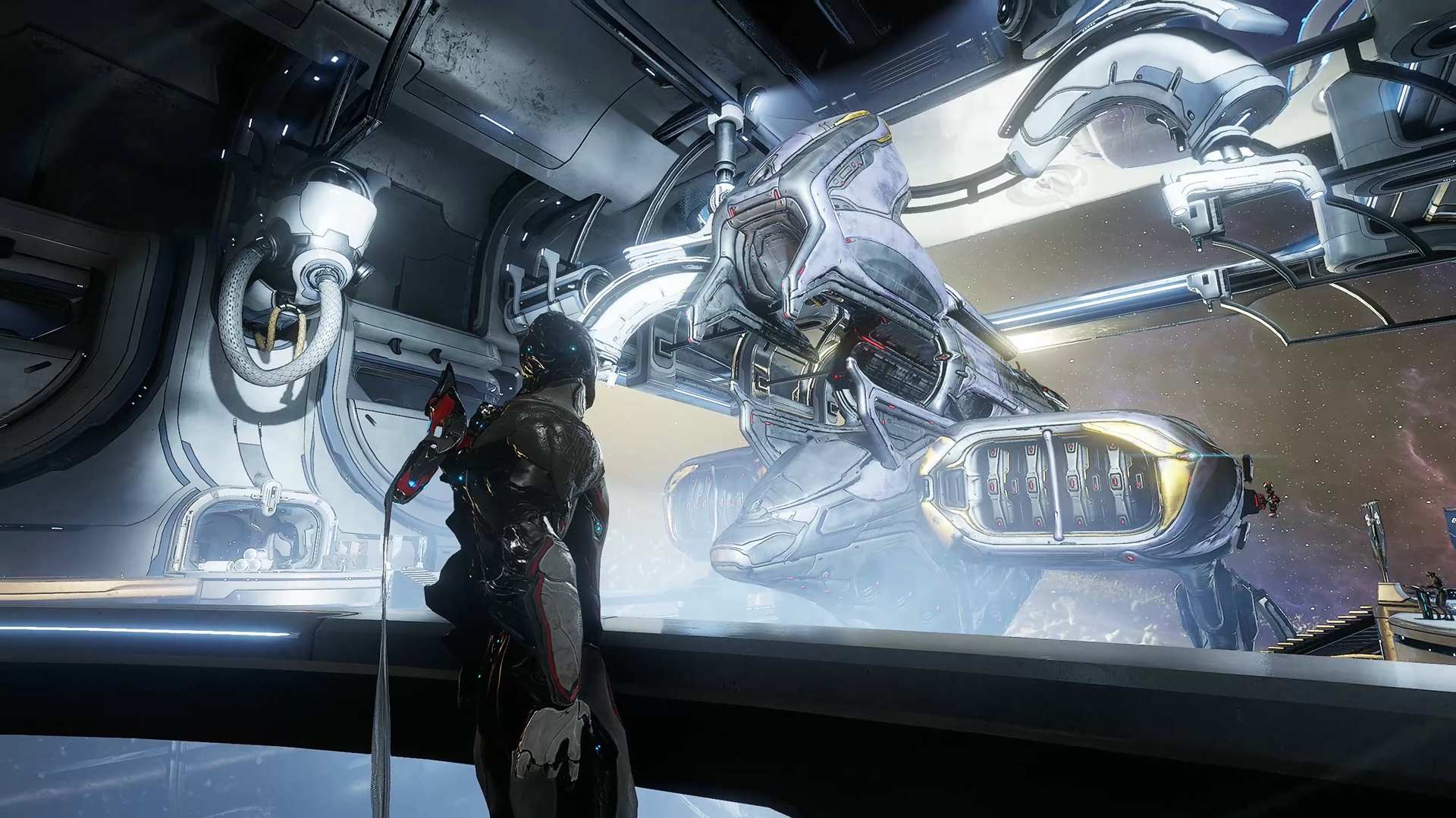 Ship-To-Ship Combat And Everything Else Shown At Warframe's Fan Conference