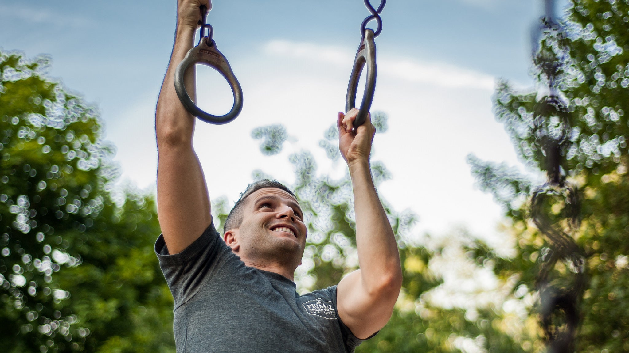 Make Fitness Trail Exercises Even More Challenging