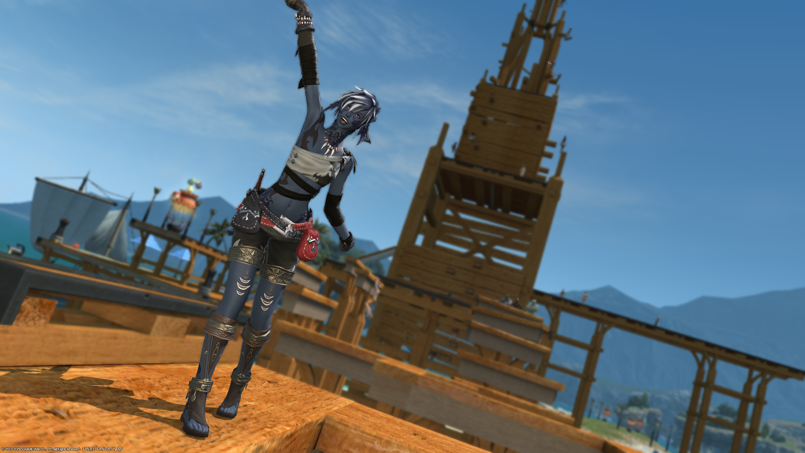 Jumping Puzzles In MMORPGs Are Good, Actually