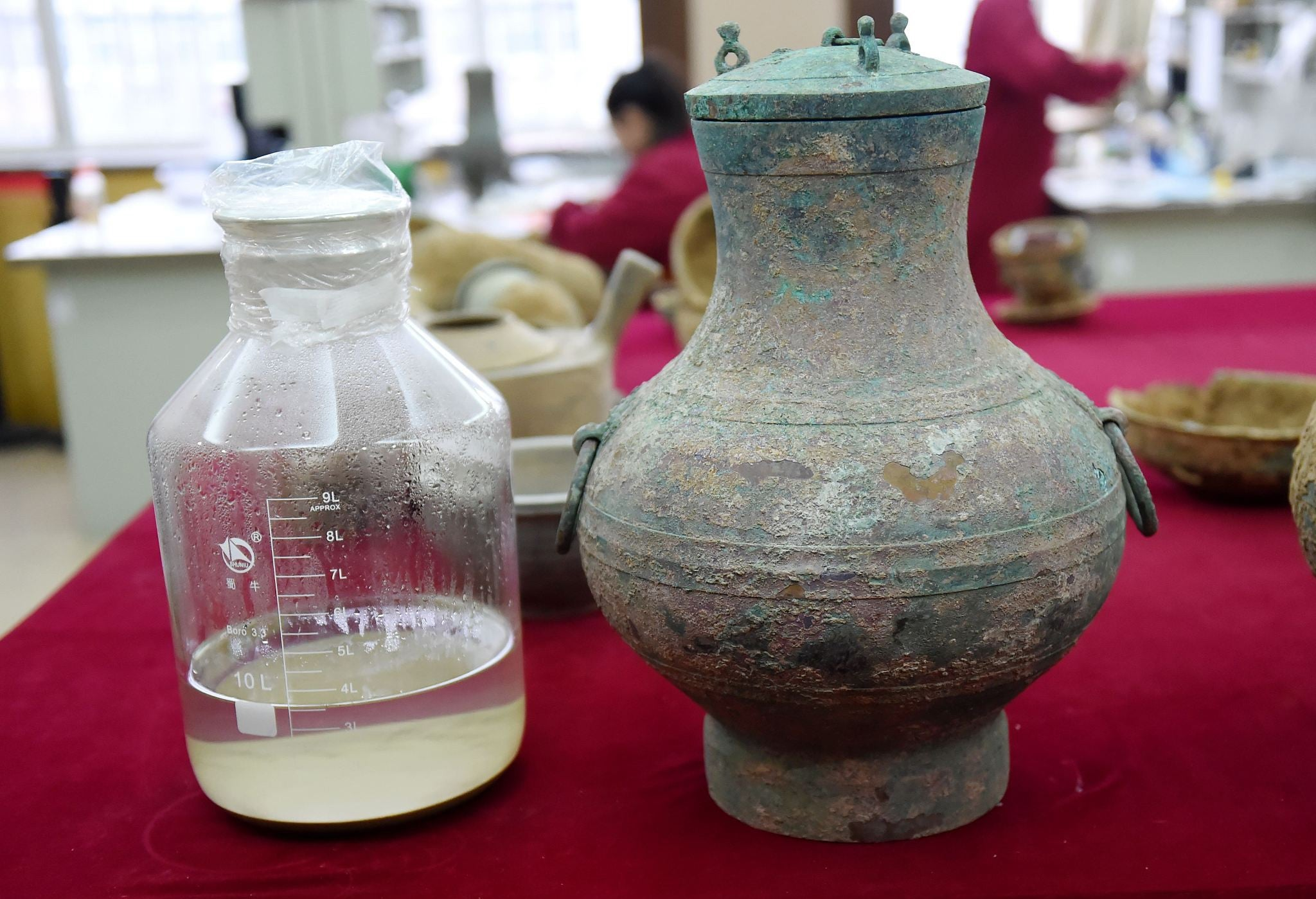 'Elixir Of Immortality' Uncovered In 2,000-Year-Old Chinese Tomb