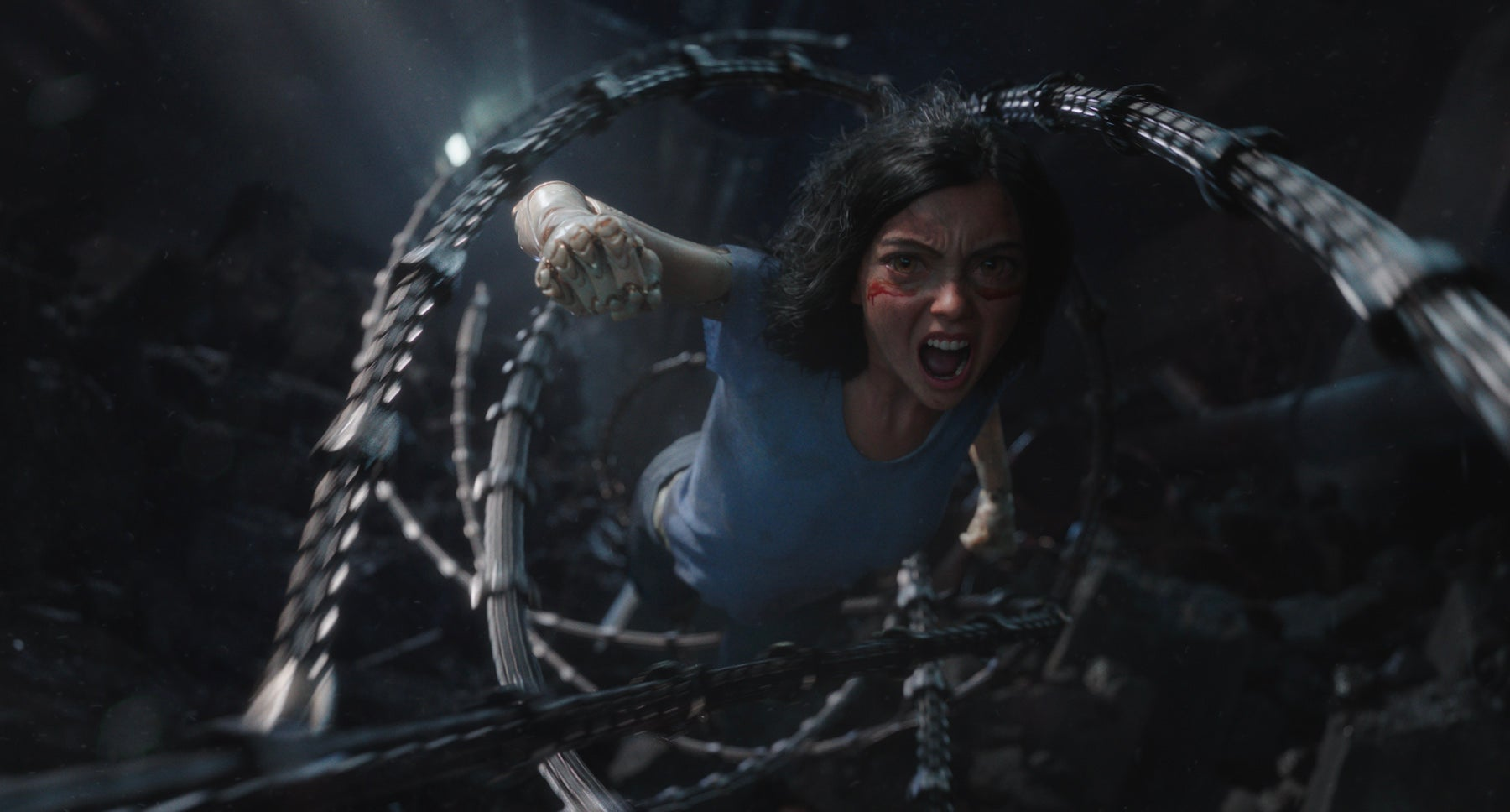 What We Loved (No, Really) About Alita Battle Angel