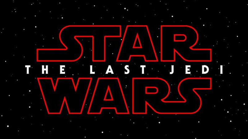 Star Wars: Episode VIII Is NowStar Wars: The Last Jedi