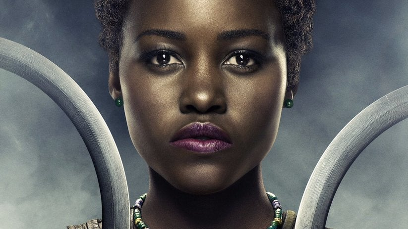 Lupita Nyong'o Was So Pumped To Sign Onto Black Panther She Didn't Even Read The Script