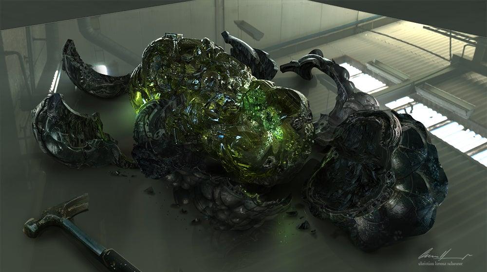 Gorgeous Concept Art Shows Off Batman V Superman S Gotham City And