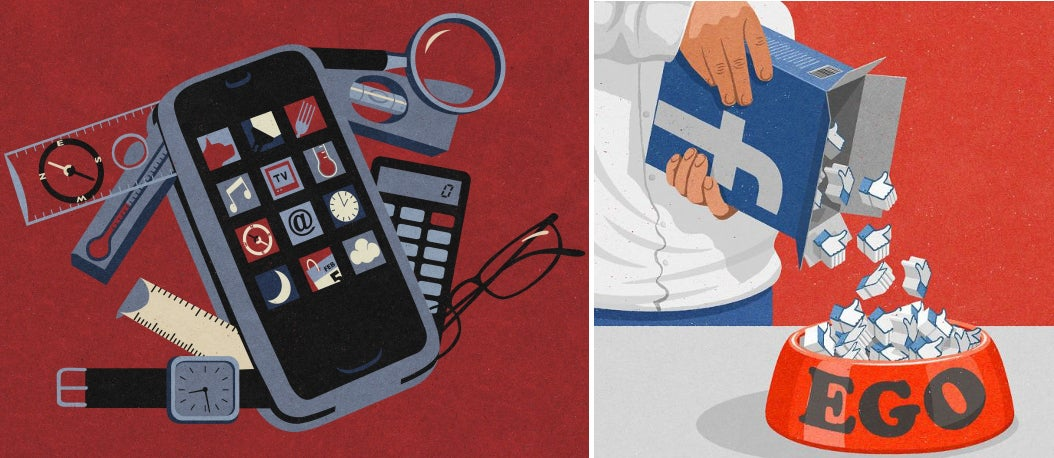 A Satirical View Of Modern-Day Technological Issues
