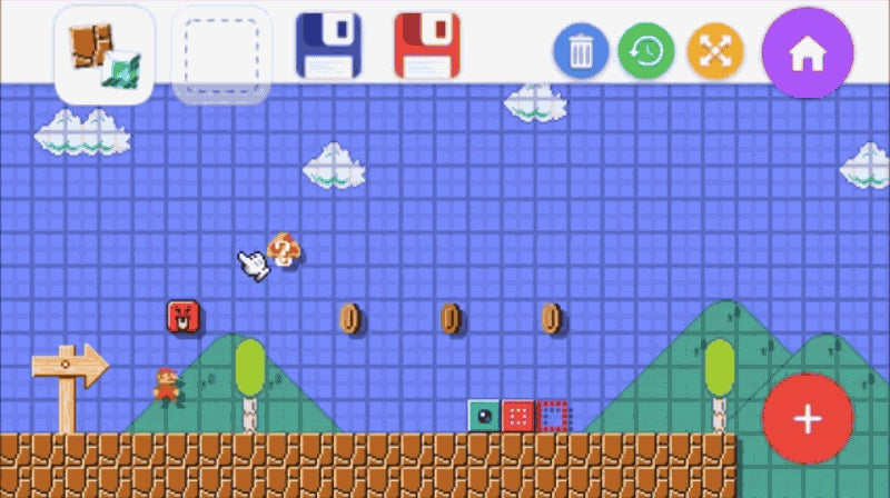 Someone's Building Mario Maker For PC