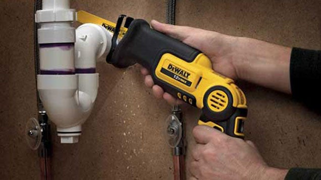 Tool School: The Demolition and DIY-Ready Reciprocating Saw
