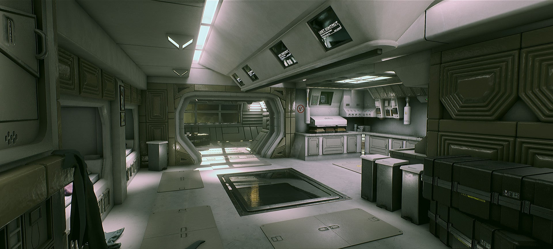 alien movie space station - photo #27