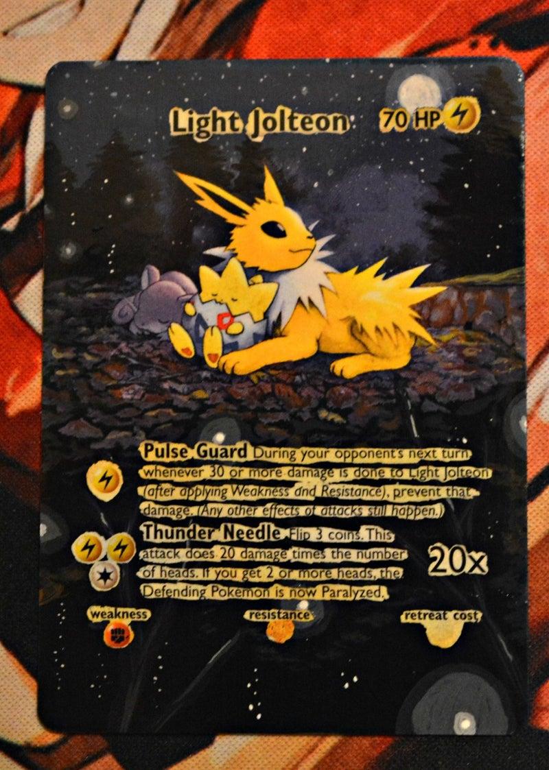 Fan Improves Pokémon Cards With Stunning Custom Backgrounds