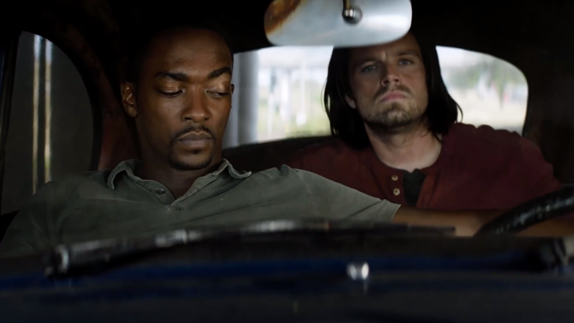 Disney's Falcon & Winter Soldier Has To Explore Race And Captain America's Legacy