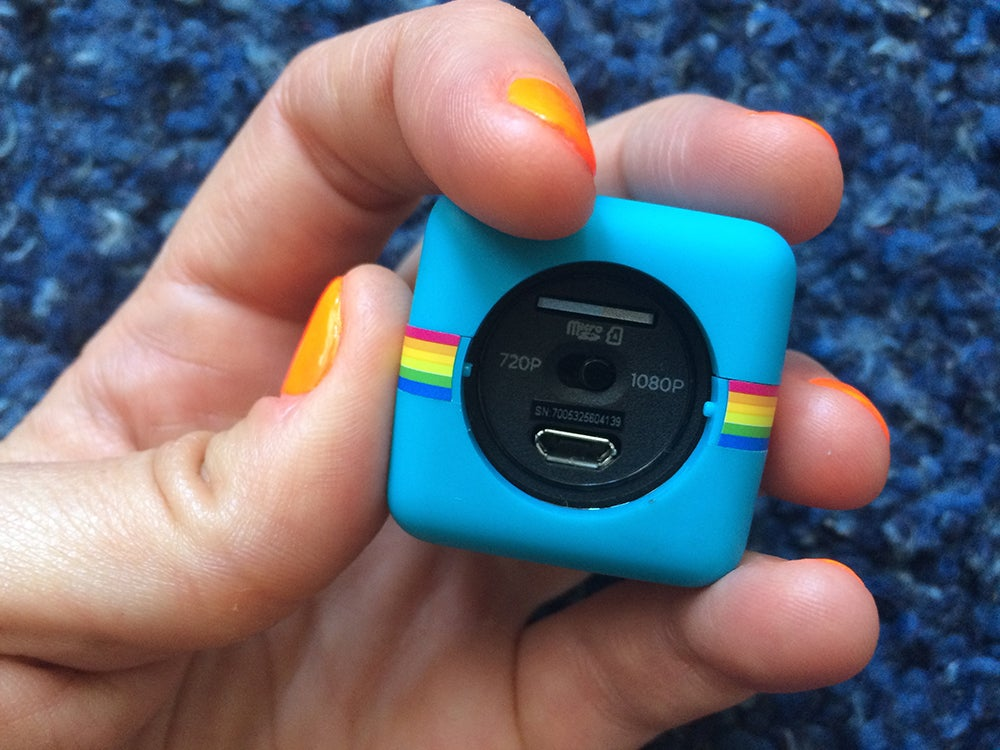 Polaroid Cube Review: A Tiny Adorable Camera