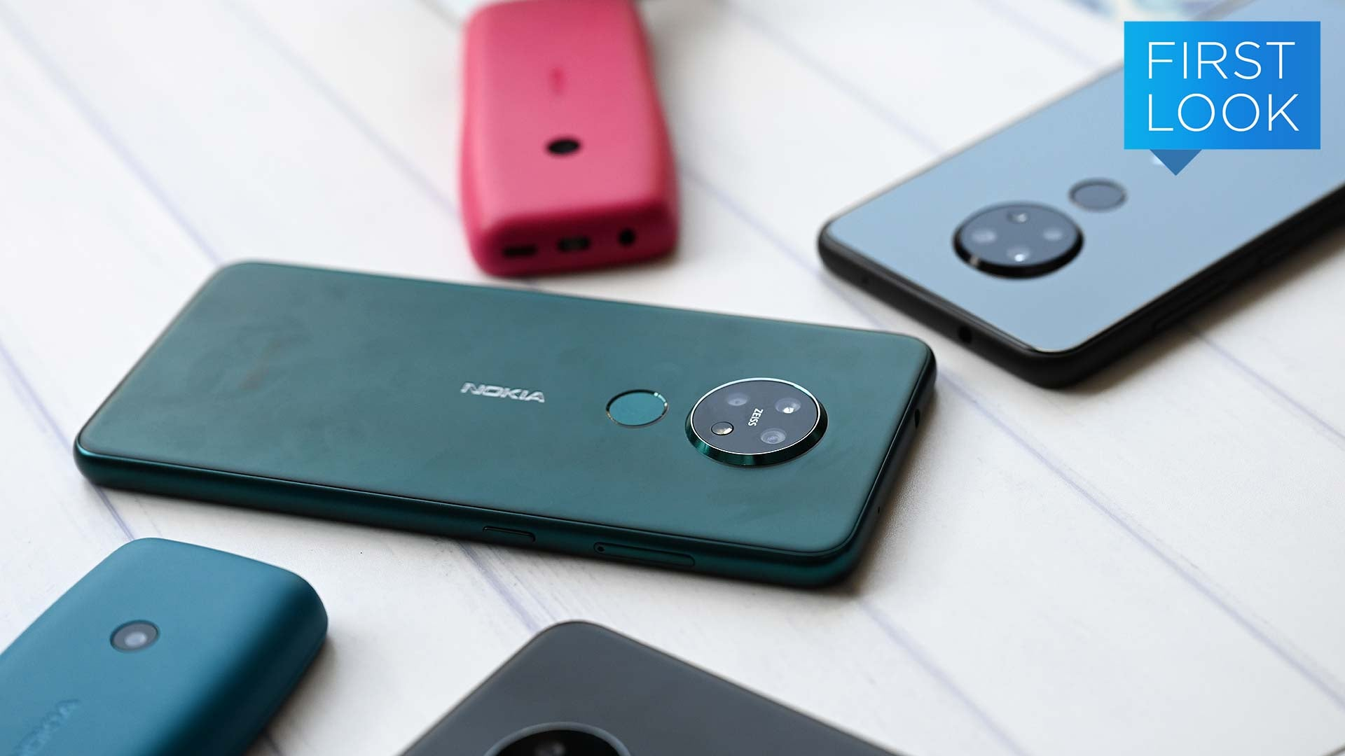 Nokia Put A Huge 48MP Camera On Its Newest Midrange Phone